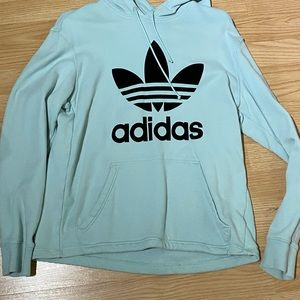 Adidas size small sweater women's
